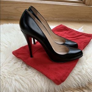 Christian Louboutin Matted Simple Pumps